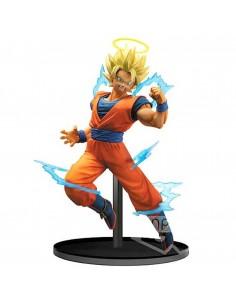 Figura Banpresto Dokkan Battle Collab. Super Saiyan 2 Son Goku