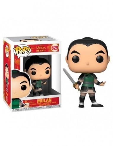 Pop Mulan
