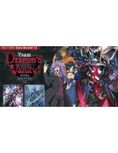 Cardfight Vanguard: Dragon´s Vanity Box (12 booster packs)