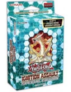 Yu-Gi-Oh! Neotormenta Oscura. Edición Especial