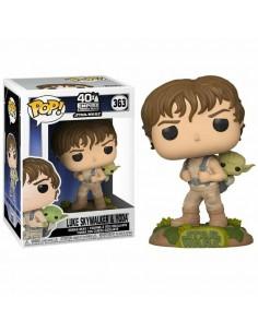 Pop Luke Skywalker & Yoda....