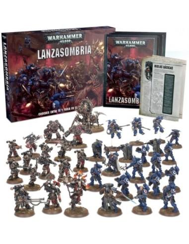 Lanzasombria. Warhammer 40K