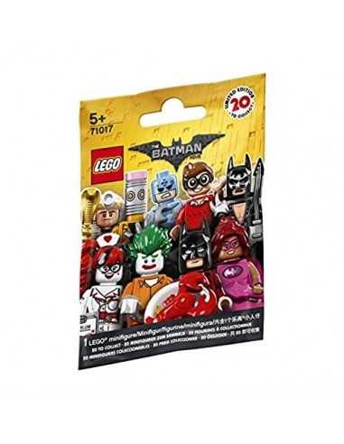Lego. Minifigures. Batman The Movie....