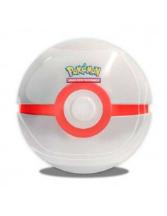 Pokeball Premier Ball Tin