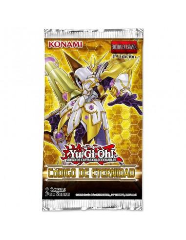 Yu-Gi-Oh! Eternity Code. Booster Pack...