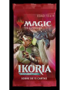Magic. Ikoria: Mundo de...