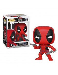 Pop Deadpool 80th