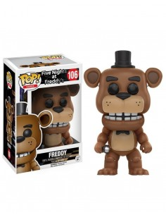 Pop Freddy. Five Nights at...