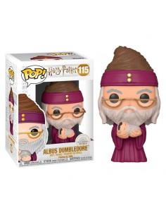 Pop Dumbledore with Baby...