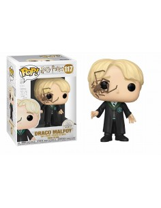 Pop Malfoy con Araña. Harry...