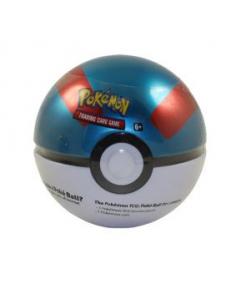 Lata Pokeball Super Ball