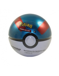 Pokeball Great Ball Tin
