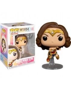 Pop Wonder Woman Volando. WW84