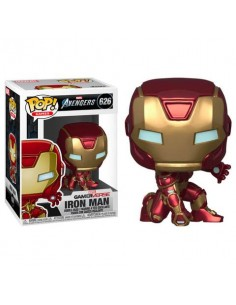 Pop Iron Man. GameVerse