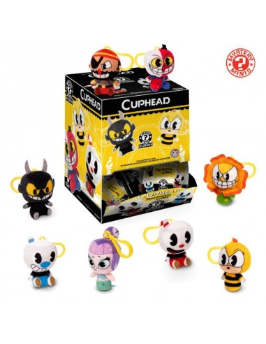Mystery Minis. Cuphead. Keychains...