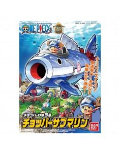 Submarine Chopper Robot 3...