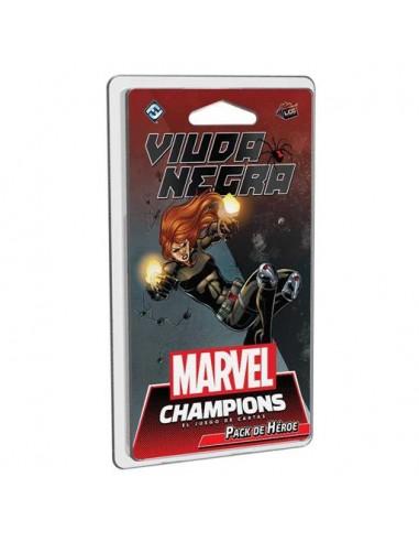 Viuda Negra Pack de Héroe. Marvel...