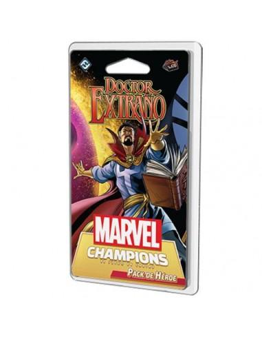 Doctor Extraño Pack de Héroe. Marvel...