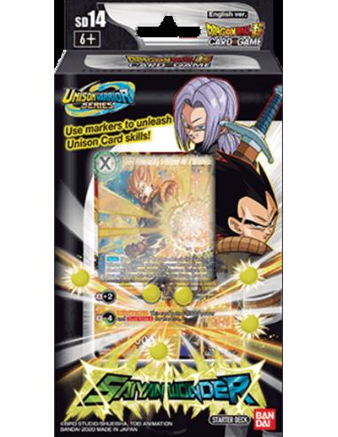 Dragon Ball Super JCC: Sayian Wonder....