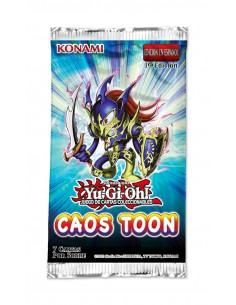 Yu-Gi-Oh! Chaos Toon....