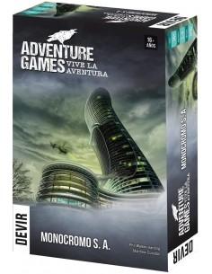 Adventure Games Monocromo S.A.