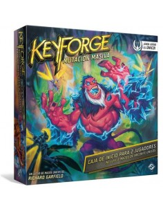Keyforge. Massive Mutation....