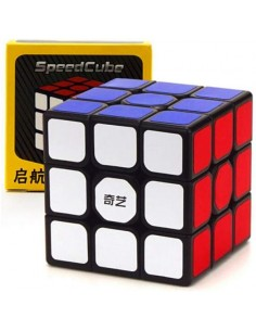 3x3x3 Black Body. Qiyi QiHang