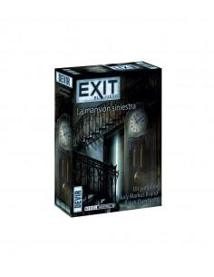 Exit La Mansión Siniestra