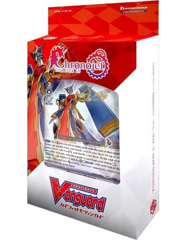 Cardfight Vanguard: Chronojet. Trial...