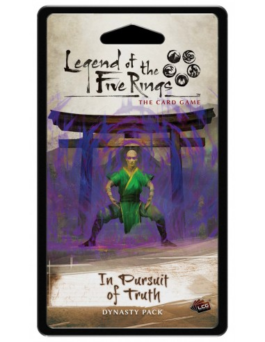 L5R Lcg. 4.3: In Pursuit of Truth