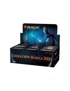 Magic 2021 Caja de sobres