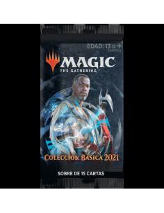 Magic 2021 Sobre