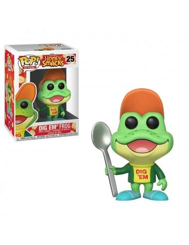 Dig Em' Frog. Honey Smacks