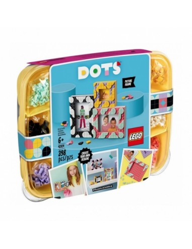 Lego Dots Picture Frame