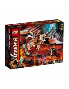 Lego Ninjago. Wu's Battle...