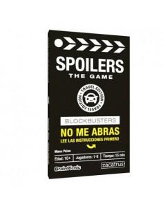 Spoilers. Edición de Viaje