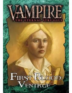 Vampiro. First Blood: Ventrue