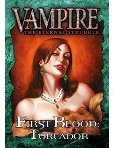 Vampiro. First Blood: Toreador