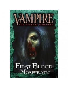 Vampiro. First Blood: Nosferatu