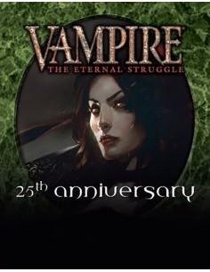 Vampiro. 25th Anniversary.