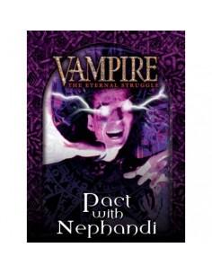 Vampiro. Pact with Nephandi