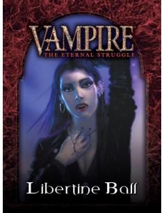 Vampiro. Libertine Ball