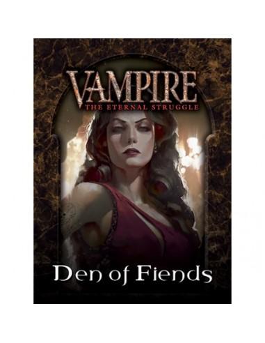 Vampire. Den of Fiends