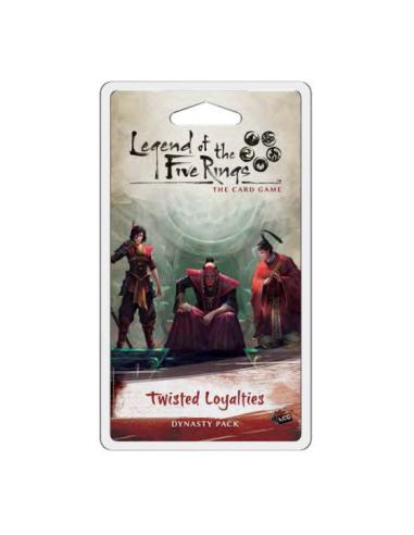L5R LCG. 5.1: Twisted Loyalties...