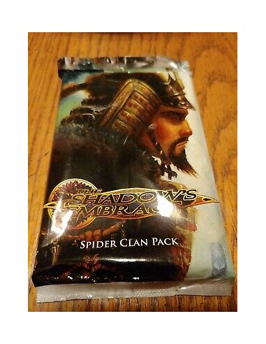 The Shadow's Embrace: Spider Clan Pack