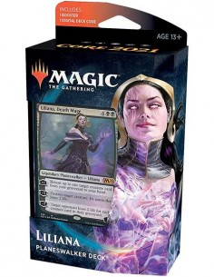 MTG - M21 Core Set Mazo de...