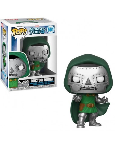 Doctor Doom. 4 Fantásticos