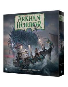 Arkham Horror. Mareas...