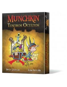Munchkin. Tesoros Ocultos