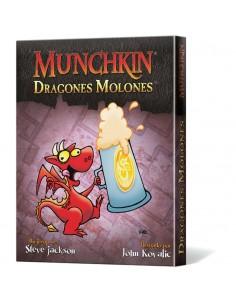 Munchkin. Dragones Molones